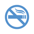 Icon-Nichtraucher
