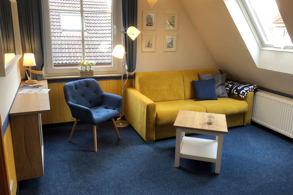 Peplows Akkermanntje Wohnung Lieve